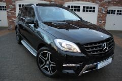 MERCEDES M-CLASS ML250 BLUETEC AMG LINE PREMIUM PLUS - 2864 - 2