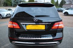 MERCEDES M-CLASS ML250 BLUETEC AMG LINE PREMIUM PLUS - 2864 - 7