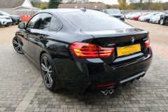 BMW 4 SERIES 435D XDRIVE M SPORT GRAN COUPE - 4448 - 5