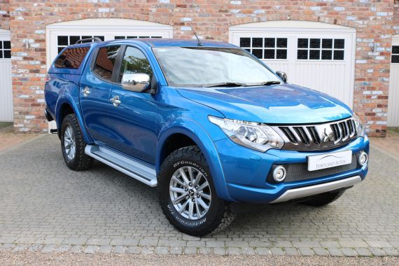 Used MITSUBISHI L200 in Yorkshire for sale