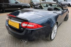 JAGUAR XKR 5.0 SUPERCHARGED - 3525 - 9