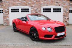 BENTLEY CONTINENTAL GT V8 S - 3814 - 1