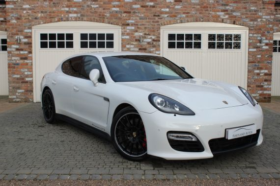 Used PORSCHE PANAMERA in Yorkshire for sale