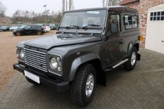 LAND ROVER DEFENDER 90 TD5 COUNTY HARD TOP - 3500 - 11
