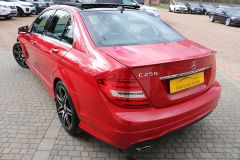 MERCEDES C-CLASS C250 BLUEEFFICIENCY AMG SPORT PLUS - 3472 - 7