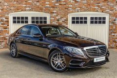 MERCEDES S-CLASS S350 BLUETEC AMG LINE EXECUTIVE - 4654 - 1