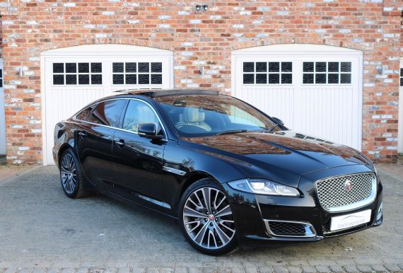 Used JAGUAR XJ in Yorkshire for sale