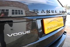 LAND ROVER RANGE ROVER TDV6 VOGUE - 2927 - 6