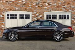 MERCEDES S-CLASS S350 BLUETEC AMG LINE EXECUTIVE - 4654 - 63