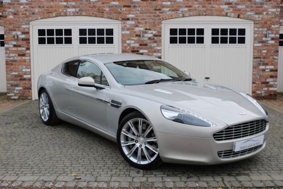Used ASTON MARTIN RAPIDE in Yorkshire for sale