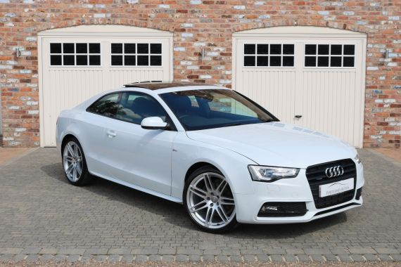 Used AUDI A5 in Yorkshire for sale