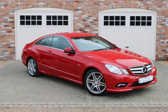 Used MERCEDES E-CLASS in Yorkshire for sale