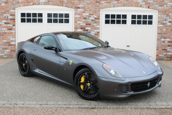 Used FERRARI 599 in Yorkshire for sale