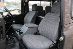 LAND ROVER DEFENDER 90 TD5 COUNTY HARD TOP - 3500 - 29