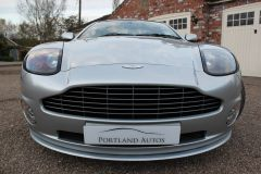 ASTON MARTIN VANQUISH V12 S 2+2 FULL AM HISTORY ONE OWNER - 1244 - 11