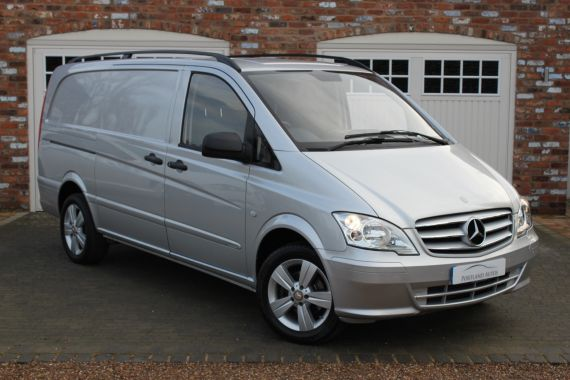 Used MERCEDES VITO in Yorkshire for sale
