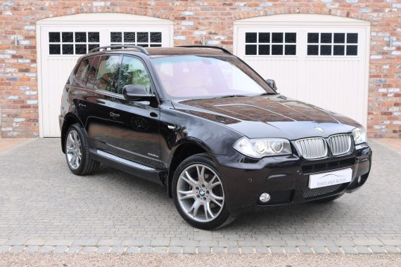 Used BMW X3 in Yorkshire for sale