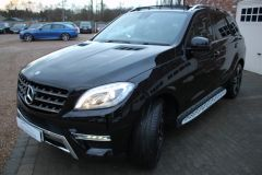 MERCEDES M-CLASS ML250 BLUETEC AMG LINE PREMIUM PLUS - 2864 - 9