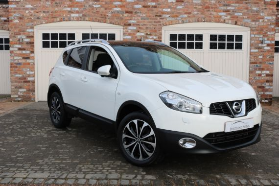 Used NISSAN QASHQAI in Yorkshire for sale