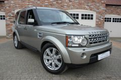 LAND ROVER DISCOVERY 4 SDV6 XS - 2742 - 16