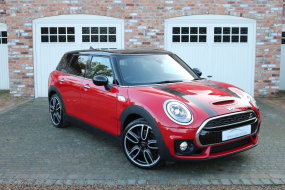 Used MINI CLUBMAN in Yorkshire for sale