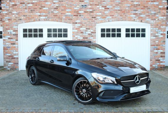 Used MERCEDES CLA in Yorkshire for sale