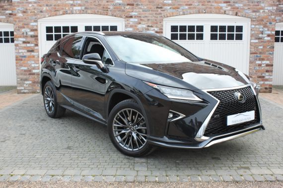 Used LEXUS RX in Yorkshire for sale