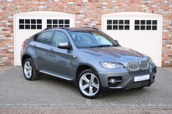 Used BMW X6 in Yorkshire for sale