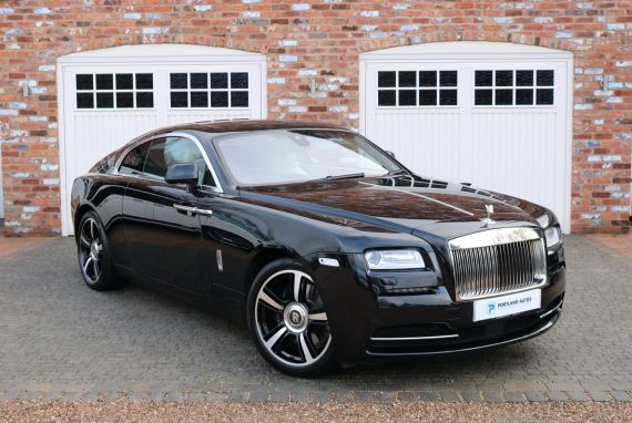 Used ROLLS ROYCE WRAITH in Yorkshire for sale