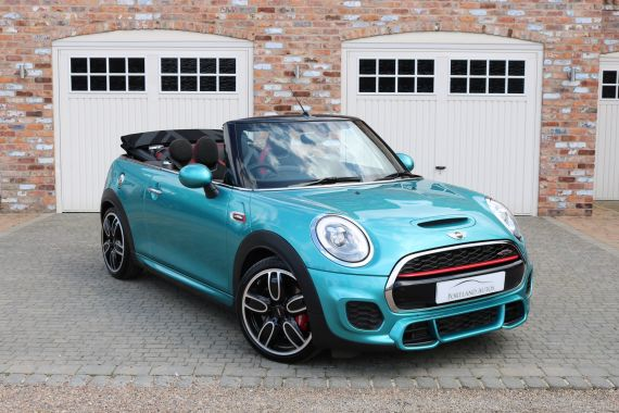 Used MINI CONVERTIBLE in Yorkshire for sale