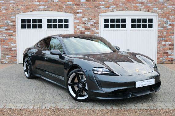 Used PORSCHE TAYCAN in Yorkshire for sale