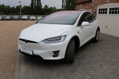 TESLA MODEL X LONG RANGE AWD - 4196 - 10