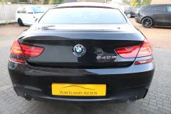 BMW 6 SERIES 640D M SPORT GRAN COUPE - 3419 - 7
