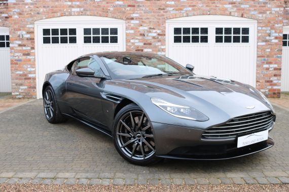 Used ASTON MARTIN DB11 in Yorkshire for sale