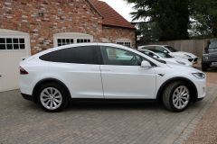 TESLA MODEL X LONG RANGE AWD - 4196 - 13