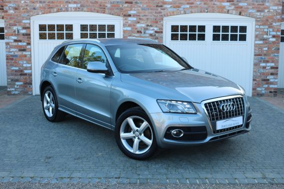 Used AUDI Q5 in Yorkshire for sale