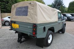 LAND ROVER DEFENDER 110 TD HIGH CAPACITY PICK UP - 2650 - 16