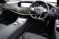 MERCEDES S-CLASS S 350 D AMG LINE EXECUTIVE - 4351 - 4