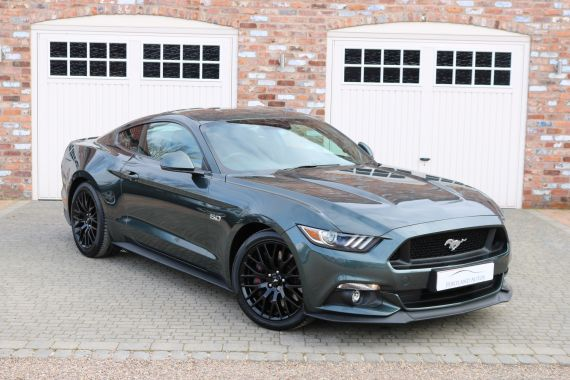 Used FORD MUSTANG in Yorkshire for sale