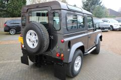 LAND ROVER DEFENDER 90 TD5 COUNTY HARD TOP - 3500 - 6