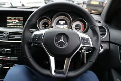 MERCEDES C-CLASS C220 CDI BLUEEFFICIENCY AMG SPORT - 3399 - 19