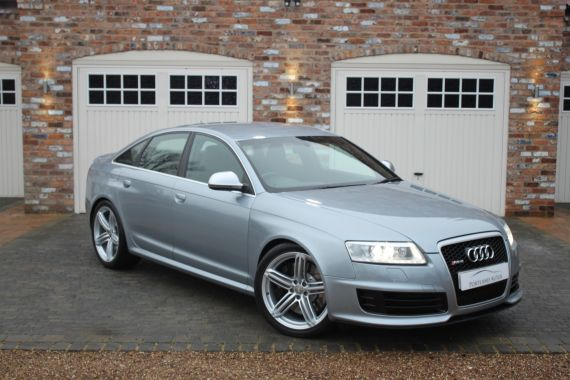 Used AUDI RS6 in Yorkshire for sale