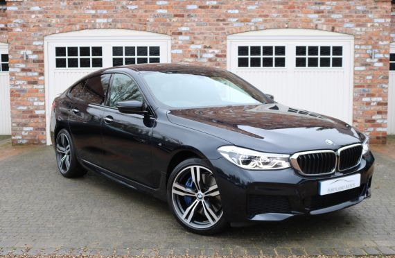 Used BMW 6 SERIES GRAN TURISMO in Yorkshire for sale