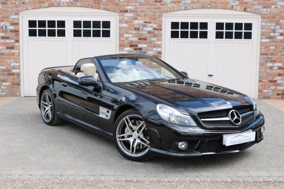 Used MERCEDES SL in Yorkshire for sale
