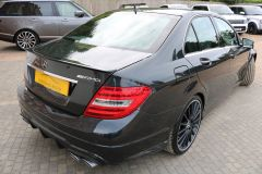 MERCEDES C-CLASS C63 AMG EDITION 125 - 3795 - 13