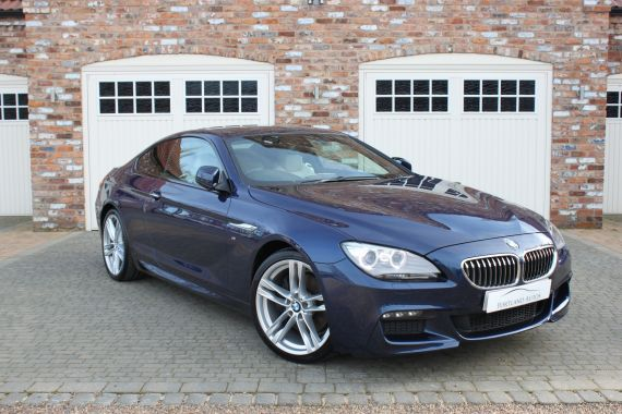 Used BMW 6 SERIES in Yorkshire for sale