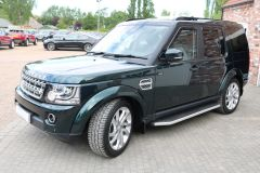 LAND ROVER DISCOVERY SDV6 HSE LUXURY - 3596 - 22