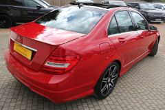 MERCEDES C-CLASS C250 BLUEEFFICIENCY AMG SPORT PLUS - 3472 - 5