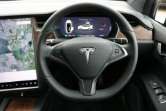 TESLA MODEL X LONG RANGE AWD - 4196 - 30