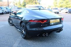 JAGUAR F-TYPE R AWD - 3802 - 12